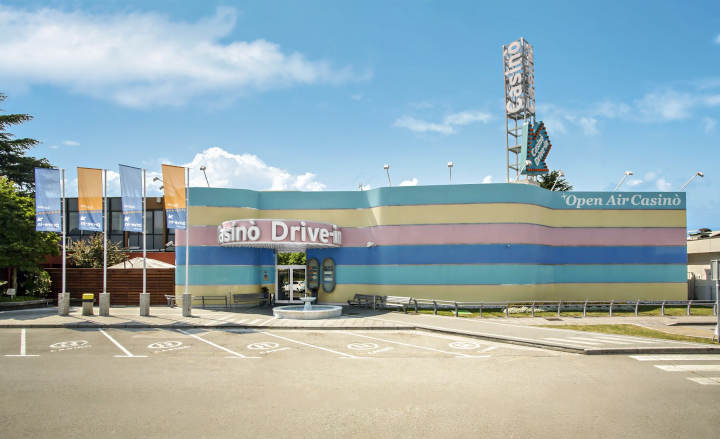 Drive-in, Restaurant & Entertainment