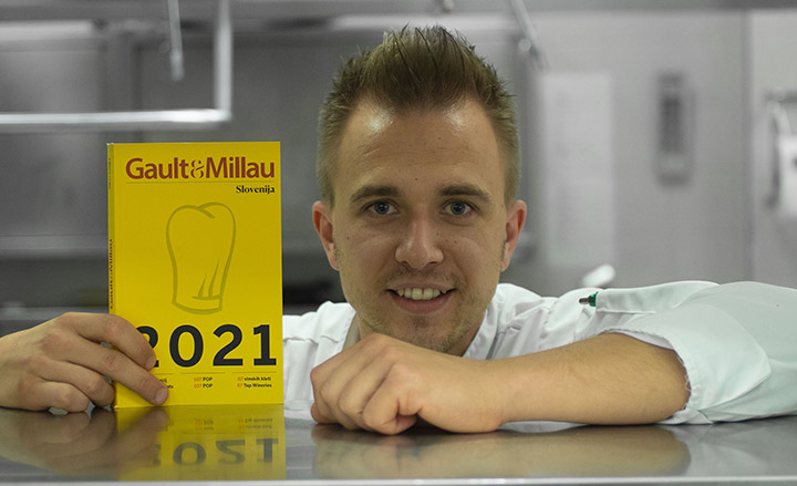 Chef Adi Blaško
