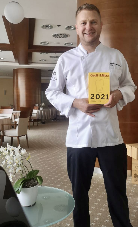 Restavracija Calypso, chef Dalibor Janačković