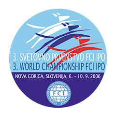 3. World Championship FCI IPO