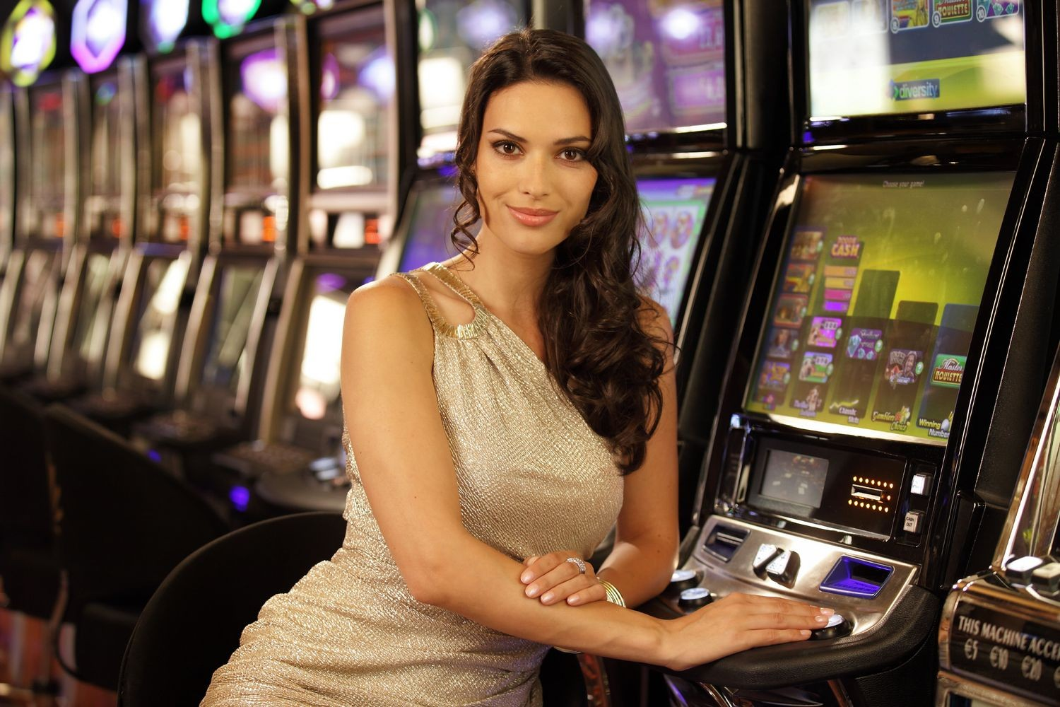 Slot machines | Perla, Resort & Entertainment**** | Nova Gorica, Slovenija