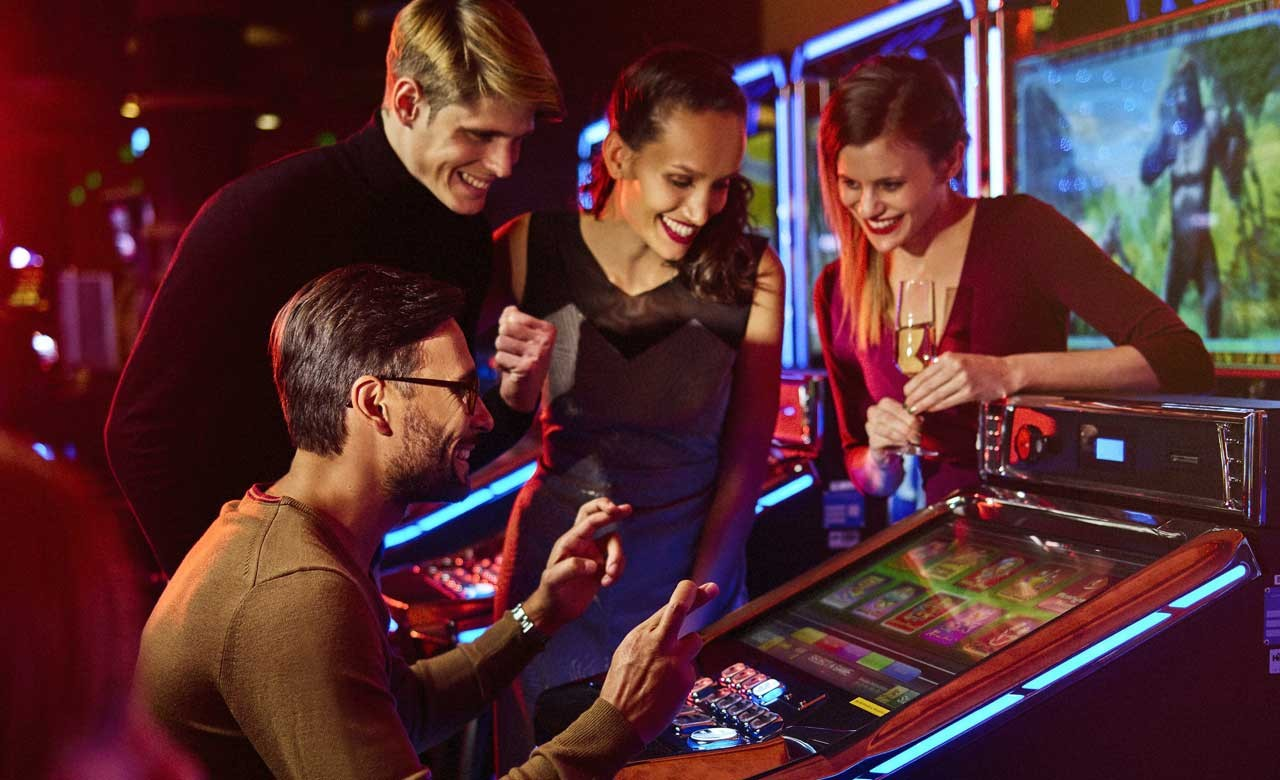 Slot machine | Mond, Casino & Hotel****superior | Šentilj - Maribor,  Slovenija