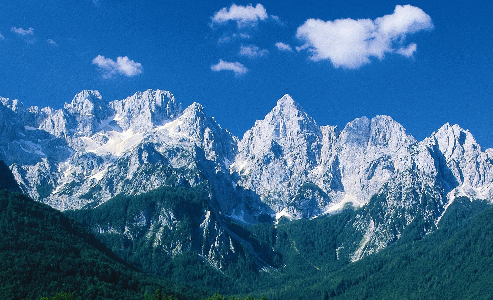 The Triglav National Park