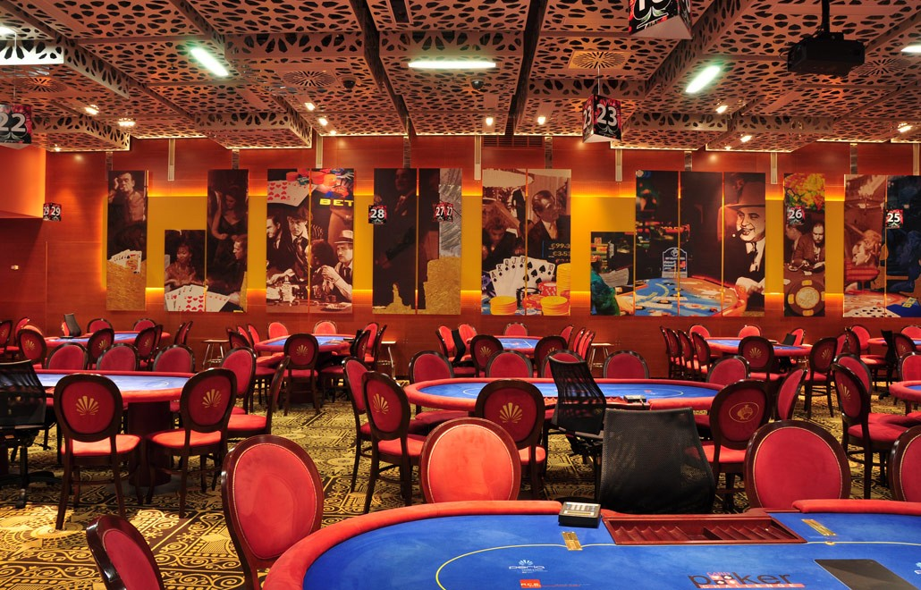 Casino perla poker room